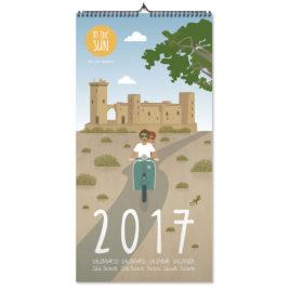 2017 Kalender Balearen