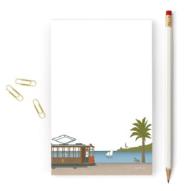 Mallorca Notepad, Soller Port & Tram