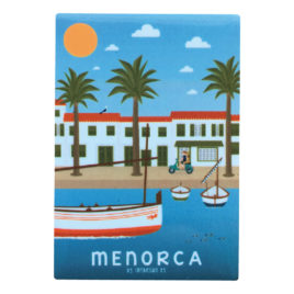 Menorca magnet, Fornells