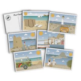 Pack de postales de Ibiza & Formentera