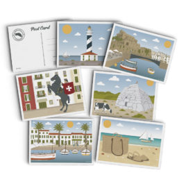 Menorca Postcards