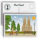 Barcelona Postcard, Sagrada Família