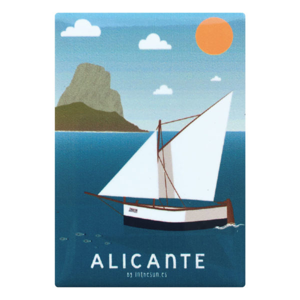Alicante Magnet, Ifach Rock, Calpe
