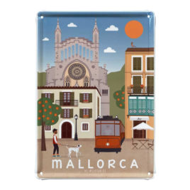 souvenir_mallorca_soller_church_tram